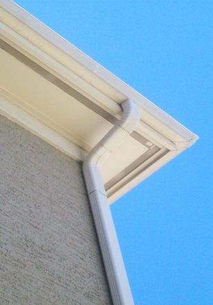 Manor TX Seamless Rain Gutters